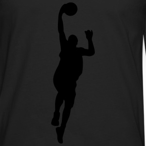 Basketball Tee shirts - T-shirt manches longues Premium Homme