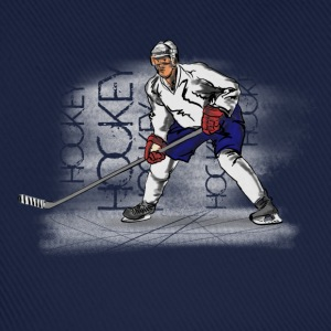 hockey T-shirts - Basebollkeps