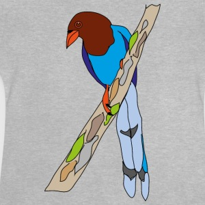 Blue-Magpie T-Shirts - Baby T-Shirt