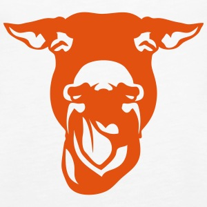 Tier Esel Tier 31 Tops - Frauen Premium Tank Top