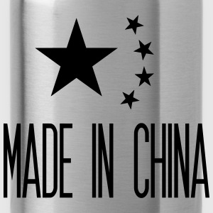 Made in China T-shirts - Drinkfles