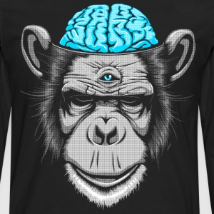 Brain Freeze T-Shirts - Men's Premium Longsleeve Shirt