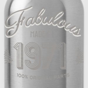 Fabulous 1971 - Trinkflasche