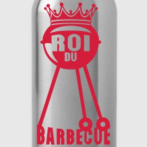 roi barbecue couronne bbq barbec 2 Tee shirts - Gourde