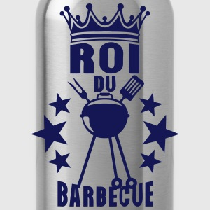 roi barbecue couronne bbq barbec barbeuk Tee shirts - Gourde