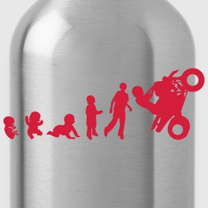 Evolution smash stunts quad T-Shirts - Water Bottle