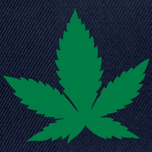 Cannabis leaf 2608 Long sleeve shirts - Snapback Cap