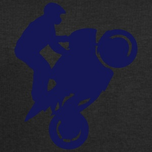 Smash stunts man motorcycle 12345 T-Shirts - Men's Sweatshirt by Stanley & Stella