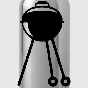 barbecue bbq logo barbeuk 26082 Manches longues - Gourde