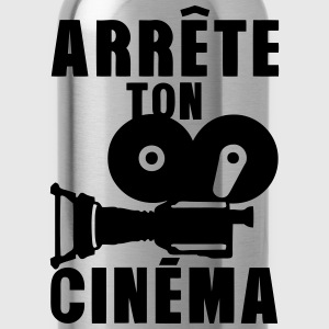 arrete ton cinema camera expression Manches longues - Gourde