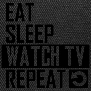 watch tv T-Shirts - Snapback Cap