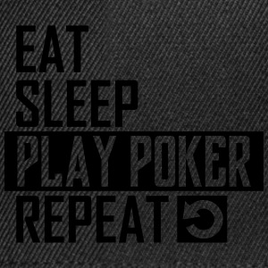 play poker T-Shirts - Snapback Cap