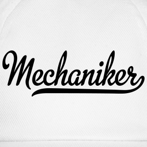 Mechaniker T-Shirts - Baseballkappe