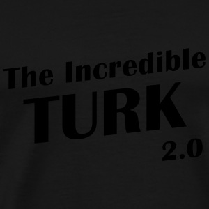 Premium Tank Top The Incredible Turk 2.0 - Men's Premium T-Shirt