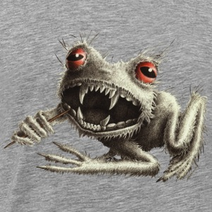 Dangerous Frog - Men's Premium T-Shirt