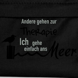 Therapie am Meer T-Shirts - Kinder Rucksack