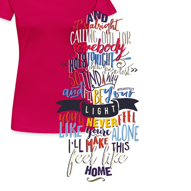 Home womens shirt