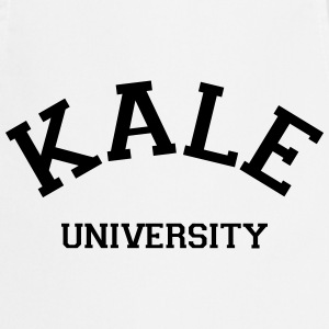 Kale University T-Shirts - Cooking Apron