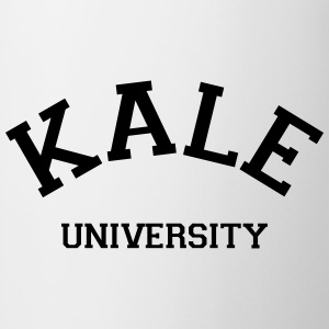 Kale University T-shirts - Kop/krus