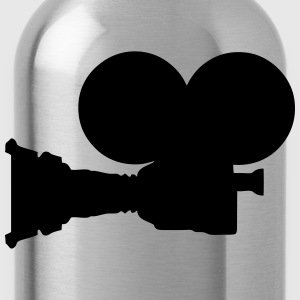 Movie camera old reel film 25082 Shirts - Water Bottle