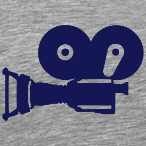 Movie camera old reel film 52486 Sports wear - Men's Premium T-Shirt