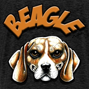 Beagle Sweat-shirts - T-shirt Premium Homme
