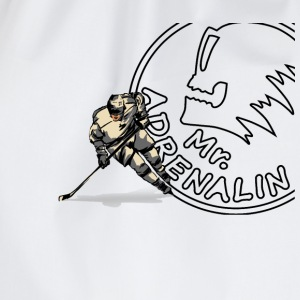 Mr. Adrenalin hockey T-shirts - Gymnastikpåse