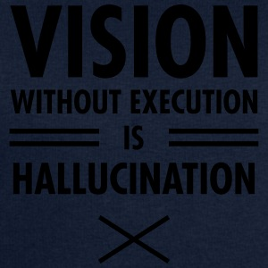 Vision Without Execution Is Hallucination Manches longues - Sweat-shirt Homme Stanley & Stella