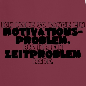 Motivationsproblem Langarmshirts - Kochschürze