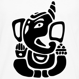 Ganesha Art T-Shirts - Men's Premium Longsleeve Shirt