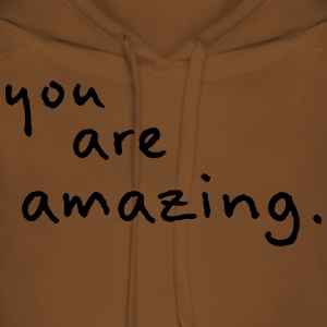 you are amazing - Women's Premium Hoodie