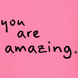 you are amazing Tee shirts - T-shirt manches longues Bébé