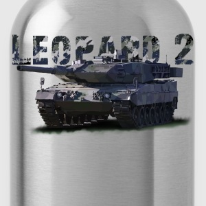 Leopard 2 T-shirts - Drinkfles