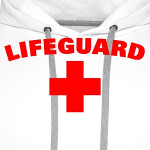 LIFEGUARD Sports wear - Men's Premium Hoodie