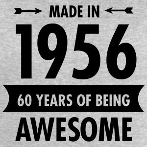 Made In 1956 . 60 Years Of Being Awesome Magliette - Felpa da uomo di Stanley & Stella