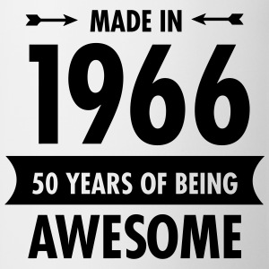 Made In 1966 . 50 Years Of Being Awesome T-Shirts - Mug