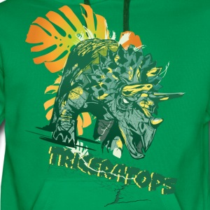 Animal Planet Teenager T-Shirt Triceratops - Männer Premium Hoodie