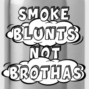 Blunt Brothas T-Shirts - Water Bottle
