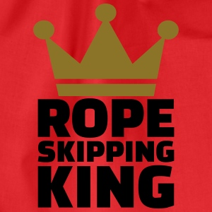 Rope Skipping King T-Shirts - Turnbeutel