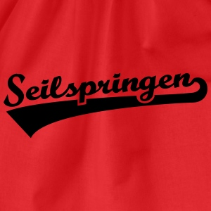 Seilspringen T-Shirts - Turnbeutel