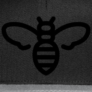 Bee Tee shirts - Casquette snapback