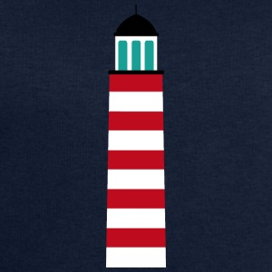 Lighthouse in red white Shirts - Men's Sweatshirt by Stanley & Stella