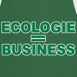ecologie_business Tee shirts - Tablier de cuisine
