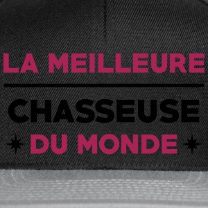 Chasse / Chasseur / Chasseuse / Animal / Nature Tee shirts - Casquette snapback
