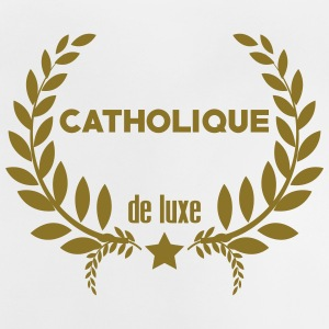 Catholicisme / Catho / Religion / Catholique Tee shirts - T-shirt Bébé