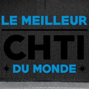 Nord / Ch'ti / Chti / Nordiste / Biloute Nordiste Tee shirts - Casquette snapback