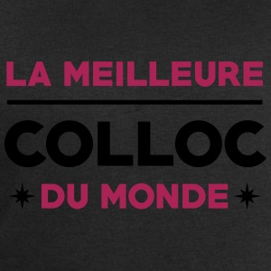 Coloc / Colocataire / Collocatrice / Amis / Appart Tee shirts - Sweat-shirt Homme Stanley & Stella