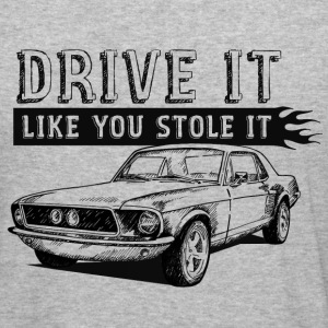 Drive it - coupe  Pullover & Hoodies - Männer Slim Fit T-Shirt