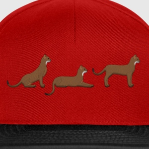 place Abyssinian T-shirts - Snapback Cap