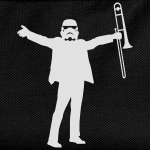 trombone trooper  T-Shirts - Kids' Backpack